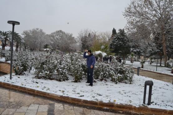 Kartpostallık kar resimleri