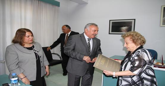 18. Bölge Toplantısı Şanlıurfa'da Yapıldı