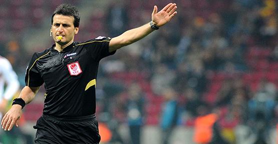 Manisa Urfaspor Maçını Arslanboğa Yönetecek
