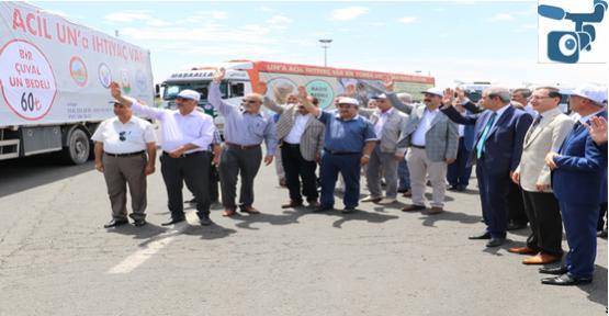 Haliliye Belediyesi Suriyeli Vatandaşları Unutmadı