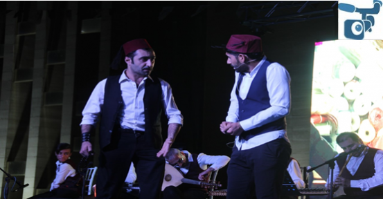 Urfa'da Meddah oyuna büyük beğeni aldı