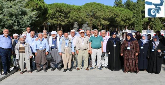 65 Yaş Üstü Vatandaşlar Çanakkale'yi Gördü