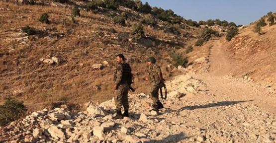 Adıyaman'da Askeri Aracın Geçişi Sırasında Patlama