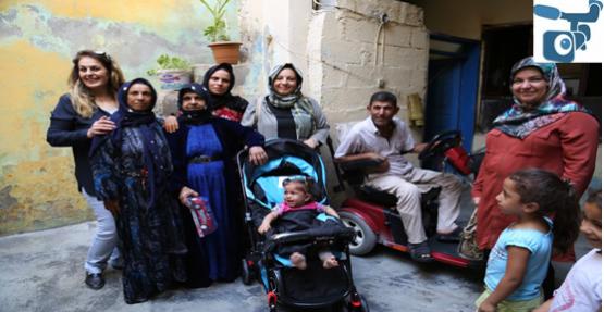 YADES Projesi Kapsamında Evleri Yenilenecek