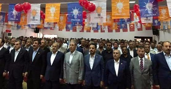 AK Parti Akçakale İlçe Teşkilatı Tekrar Yıldık Dedi
