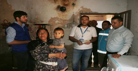 Akçakale'de Yaklaşık 300 Evin Tadilatı Yapılacak