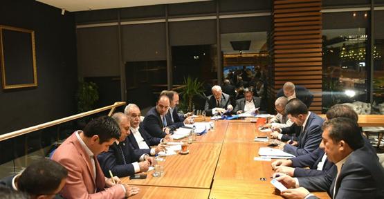Ankara'da Urfa Konuşuldu