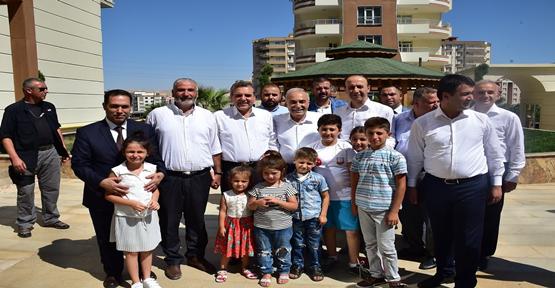 Bakan Fakıbaba'nın Bayram Ziyaretleri Sürüyor
