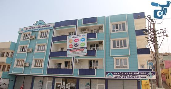 Eyyübiye Belediyesi Gençlere Sahip Çıkıyor