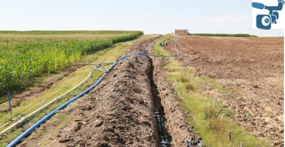 Hedef Tüm Kırsal Mahalleleri Suya Kavuşturmak