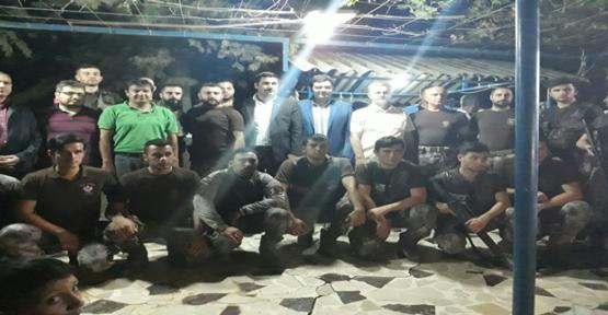 İçişleri Bakanı Suruç Özel Harekât Polisini Unutmadı.