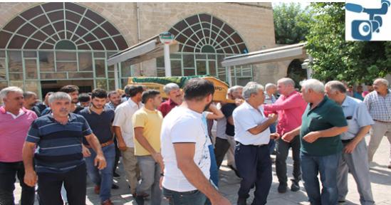 İstanbul'da Karışan Cenaze Urfa'da Toprağa Verildi