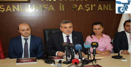 İşte AK Parti Yeni İlçe Başkanları
