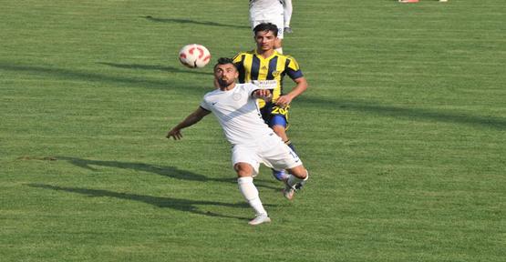 Karaköprü Belediyespor 1-2 Tarsus İdmanyurdu