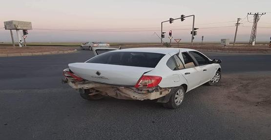 Şanlıurfaspor Taraftarları Kaza Yaptı