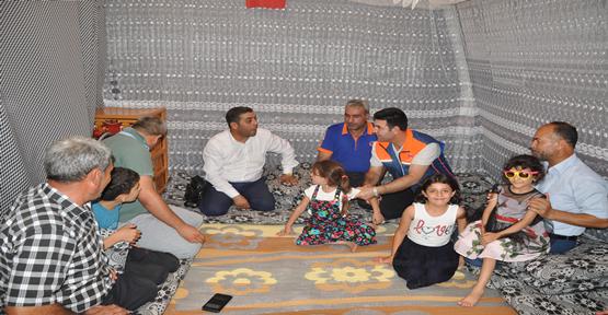 Suriyeli Yetimlerin Bayramı Kutlandı
