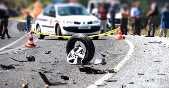 Urfa'da Otomobil Devrildi, 4 Yaralı
