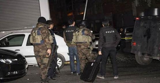 6 İlde PKK operasyonu