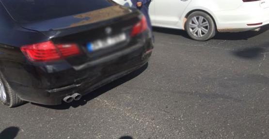 AK Partili vekil ve eşi trafik kazası geçirdi