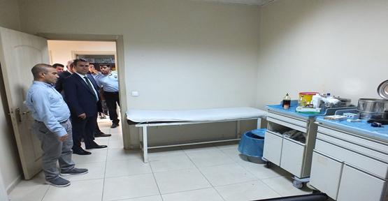 Başsavcıdan infaz kurumlarına ziyaret
