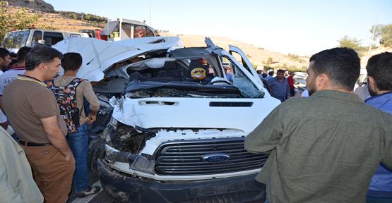 Öğrenci Servisindeki Kazada Acı Haber Geldi