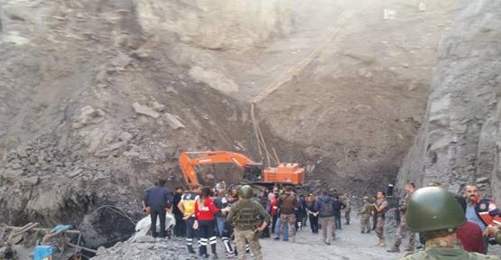 Şırnak'ta Maden Ocağında Göçük: 6 İşçi Öldü