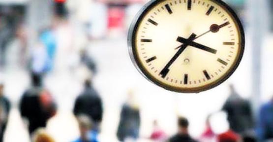 Sürekli Yaz Saati Uygulaması Torba Yasaya Eklendi!