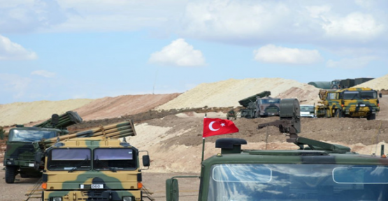 Türk Askeri İdlib'te!
