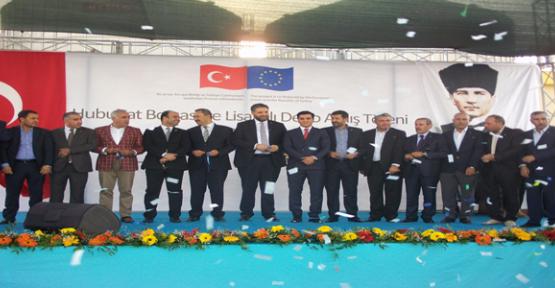 Türkiye'nin En Büyüğü Urfa'da  Açıldı