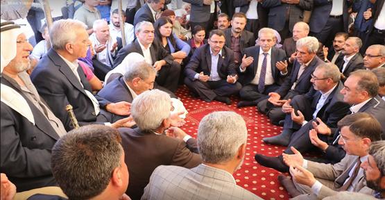 Urfa'da 4 Yıllık Husumet Barışla Sonuçlandı