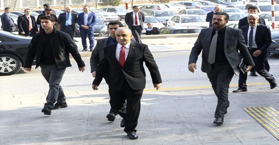 Cumhurbaşkanı Erdoğan Urfa Milletvekilleriyle Bir Araya Geldi