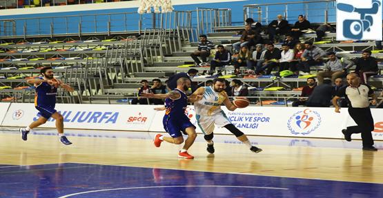 Haliliye Basketbol Takımı Namağlup