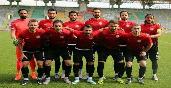 Karaköprü Belediyespor 1-0 mağlup oldu