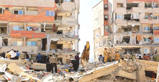 Kuzey Irak'taki 7,3'lük Depremde Facianın Boyutu Ağırlaşıyor: 414 Ölü!
