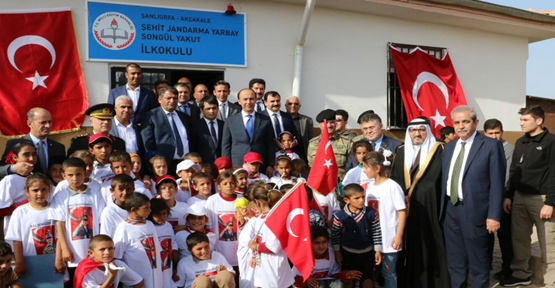 Şehit Songül Yakut'un ismi Şanlıurfa'da yaşatılacak