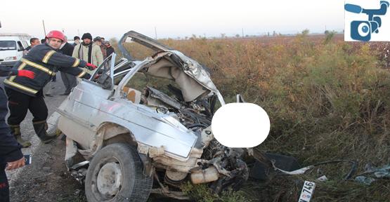 Urfa'da Tarım İşçilerini Taşıyan Araç Kaza Yaptı, 3 Ölü, 17 Yaralı