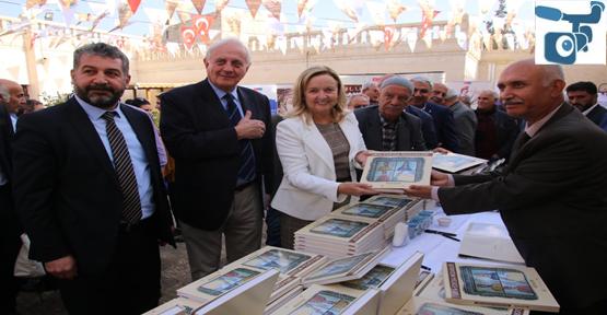'Urfa-Edessa Mozaikleri' kitabının tanıtımı yapıldı.