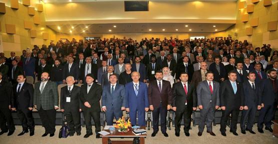YÖK Başkanı Saraç, Urfa'da Çalıştaya Katıldı
