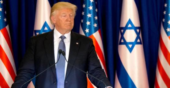 ABD Başkanı Trump, Kudüs Kararını Açıkladı: İsrail'in Başkenti Olarak Tanıyoruz!