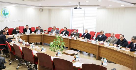Şanlıurfa Oda Ve Borsa Müşterek Toplantısı Şutso'da Yapıldı