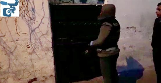 Urfa'da 15 adrese eş zamanlı operasyon, 9 gözaltı