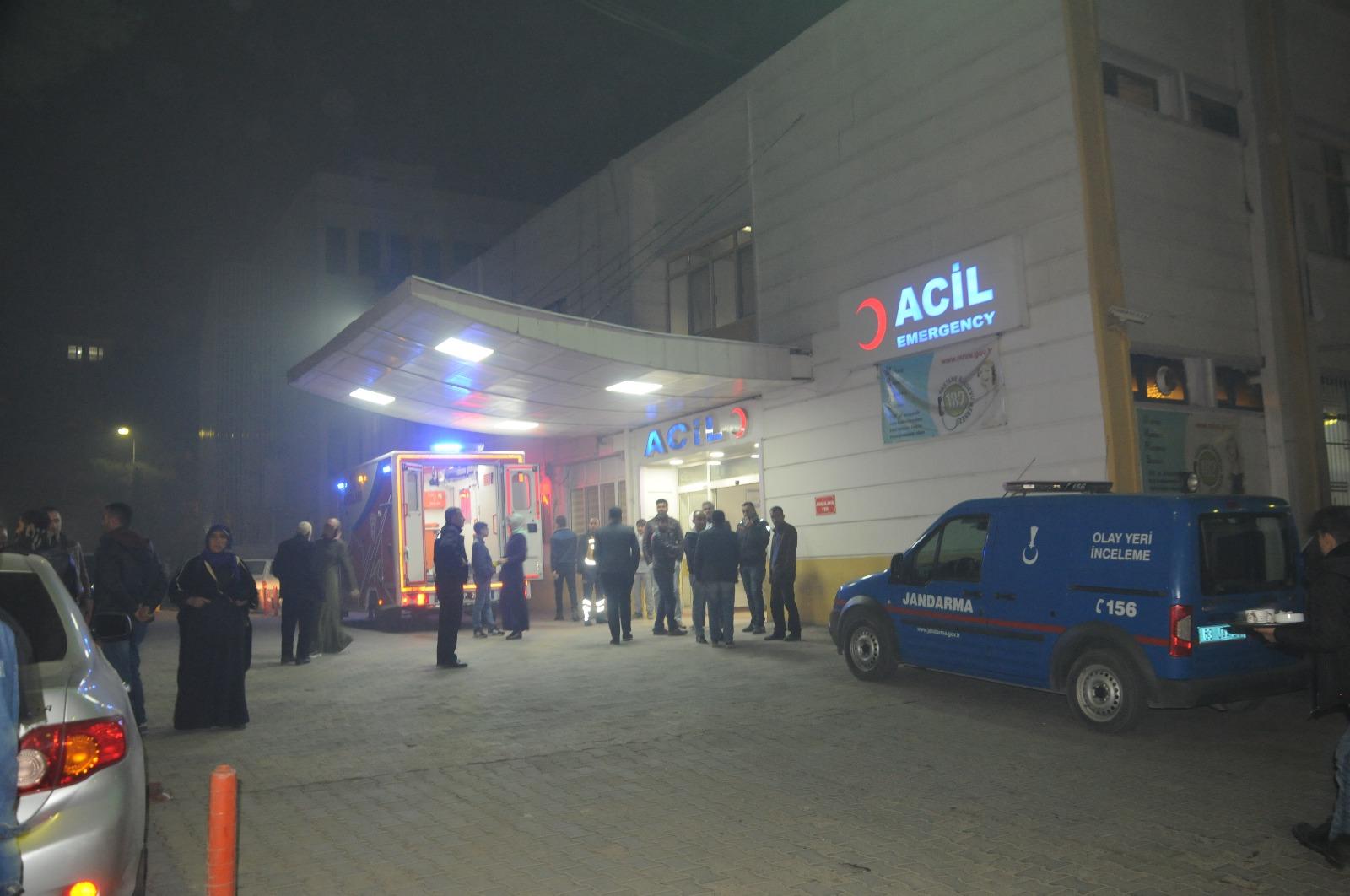 Urfa'da silahlı kavga, 2 ölu