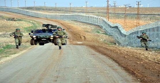 Urfa'da Suriye'den açılan ateş sonucu 1 işçi yaralandı