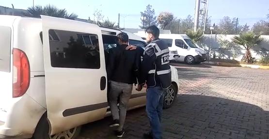 Urfa'da hırsızlık yapan şüpheliler yakalandı