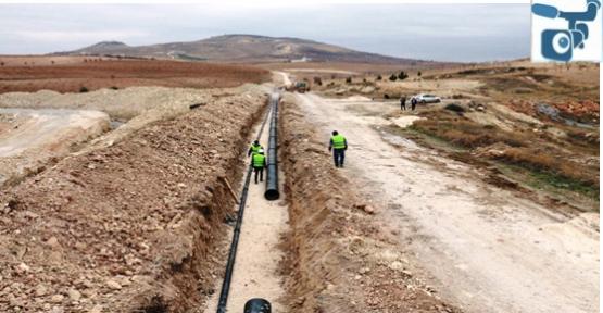 61 Kırsal Mahallenin Su Sorunu Tarih Oluyor