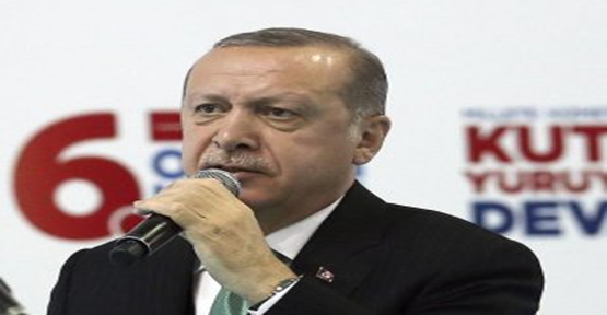 Cumhurbaşkanı Erdoğan: Afrin harekatı başladı!
