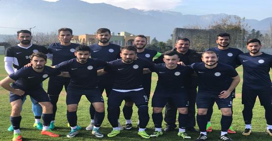 Karaköprü Belediyespor'dan Güzel Prova
