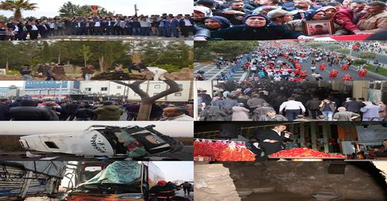 Şanlıurfa'da 2017 yılına damgasını vuran olaylar