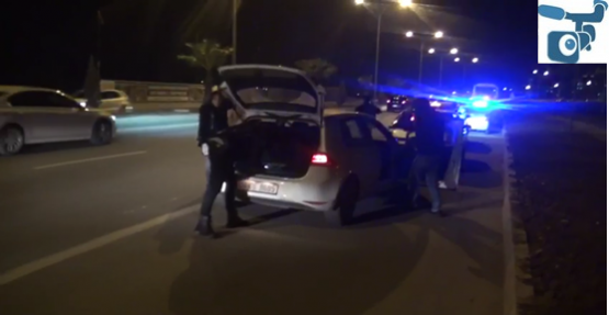 Urfa'da 766 Polis İle Huzur Operasyonu