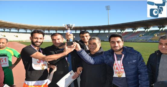 Urfa'da Gazeteciler Kendileri İçin Koştu